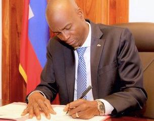 Haïti-Crise: Jovenel Moïse crée un comité facilitateur du dialogue