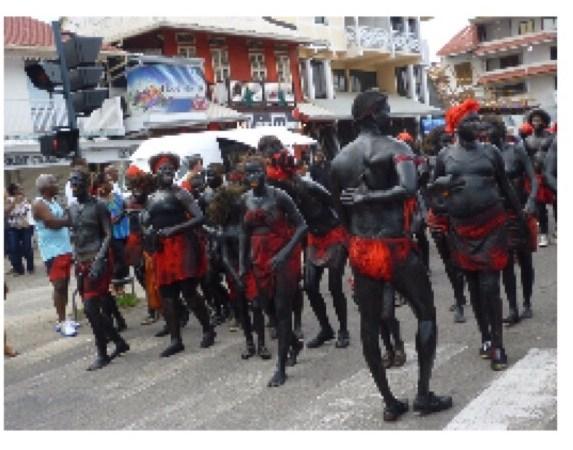 Carnaval au cap Haïtien : 11 blessés et 7 arrestations, 9 cas d'accidents de circulation