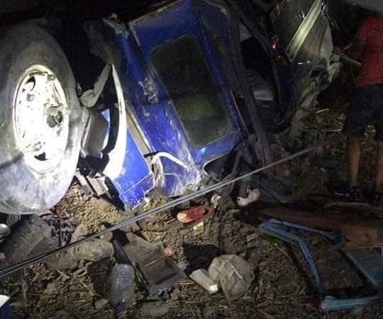 Accident de la circulation  en RD, plusieurs haïtiens en  sont victimes.