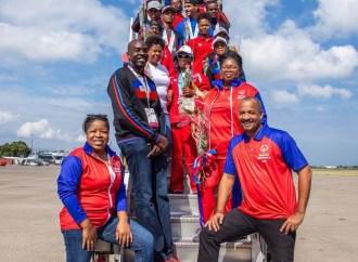 Haïti / Sport  Spécial Olympics Haïti a gagné  10 médailles aux jeux mondiaux 2019