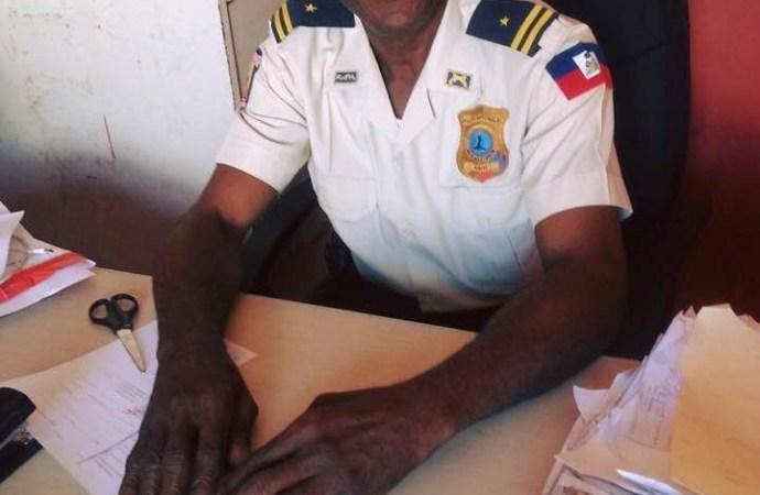 L'informateur du chef de gang Arnel Joseph, l'inspecteur Gabriel Faveur Désir arrêté
