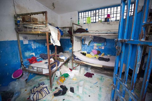 Détention préventive prolongée : baisse considérable du nombre de détenus
