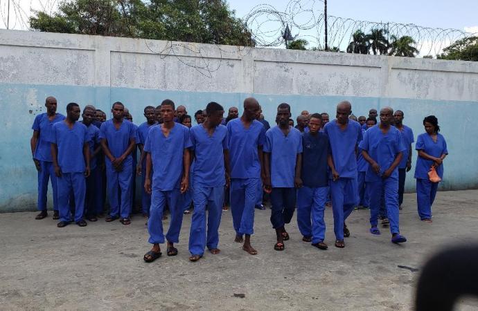 Limbé-Affaire des 53 présumés bandits : l'instruction est ouverte
