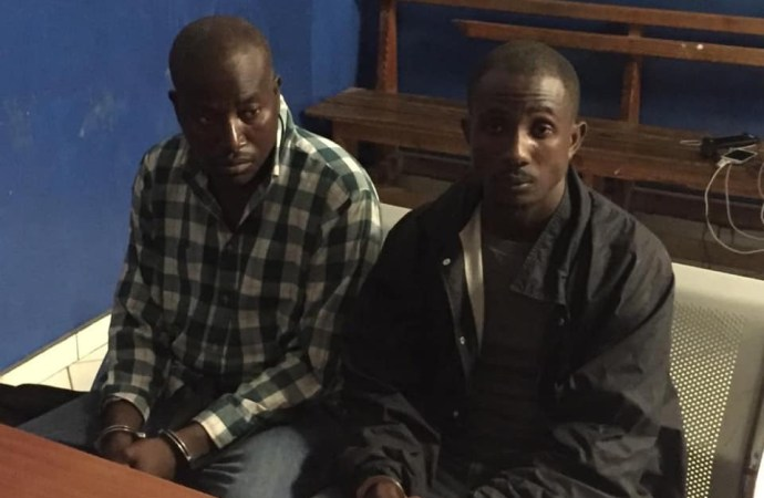 Le médecin et le chauffeur d'Arnel Joseph blessés par balles, capturés et remis à la police