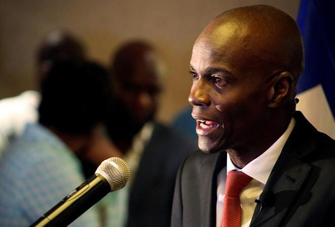 Jovenel Moïse plaide en faveur du procès PetroCaribe