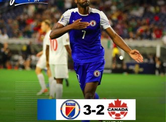 Gold Cup: Haïti s'impose 3-2 face  au Canada