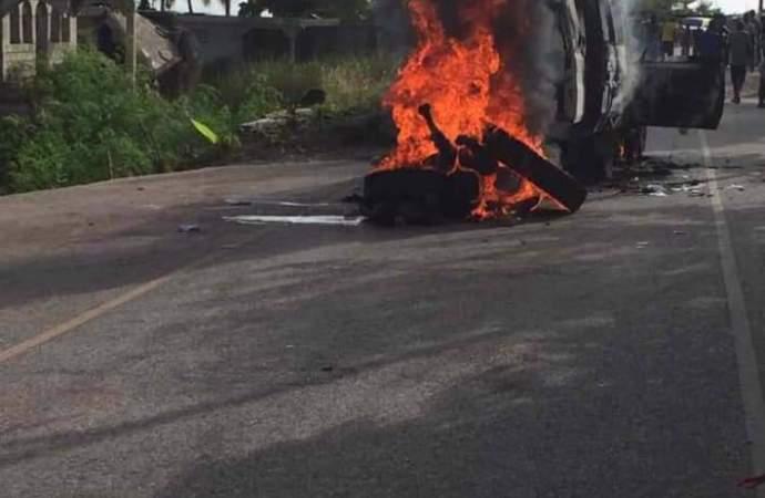 Incident à Anse-à-veau : Des morts et des blessés  sont à déplorer