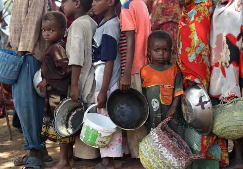 Insécurité alimentaire: Haïti en première position dans les Caraïbes, selon le FAO