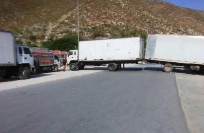 Frontière Malpasse/Jimani: levée imminente de la grève des syndicalistes