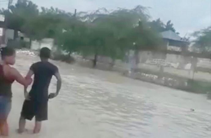 Gonaïves sous les eaux!