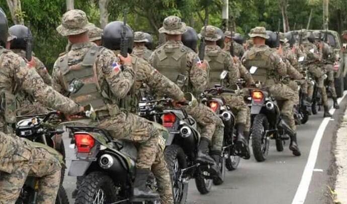 Haïti-Crise: des mouvements de troupes signalés à la frontière haitiano-dominicaine