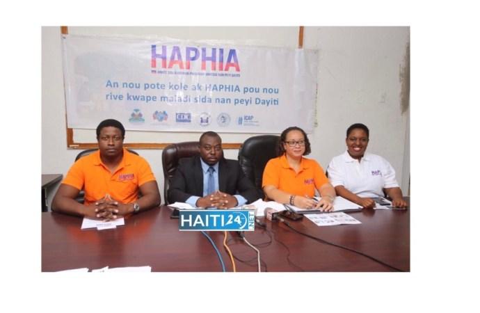 Haït-Santé : Vers la réduction  des impacts du VIH