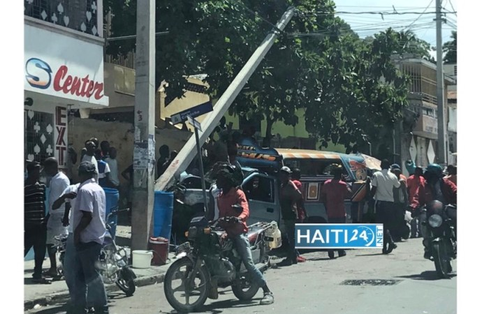 Bourdon-Lalue: 7 blessés dans un accident de circulation