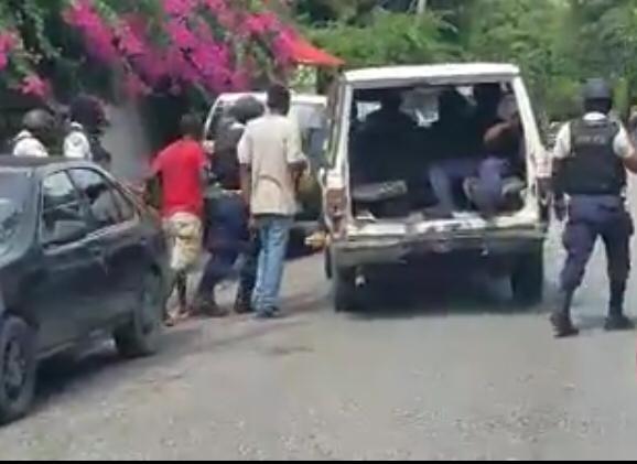 Les 4 étudiants arrêtés vendredi dernier à Port-au-Prince ont été libérés
