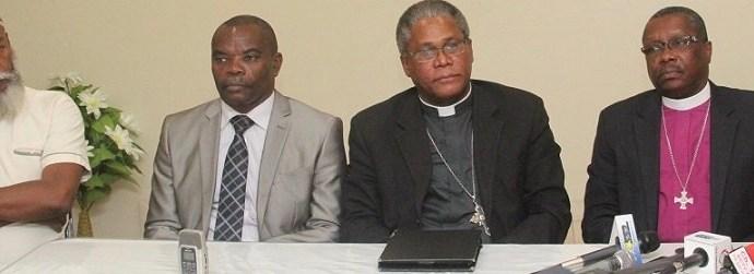 Dialogue: Jovenel Moïse ne peut pas compter sur Religions pour la paix