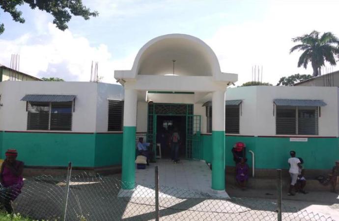 Port-de-Paix: Faute de carburant, l'hôpital Béraca ferme ses portes