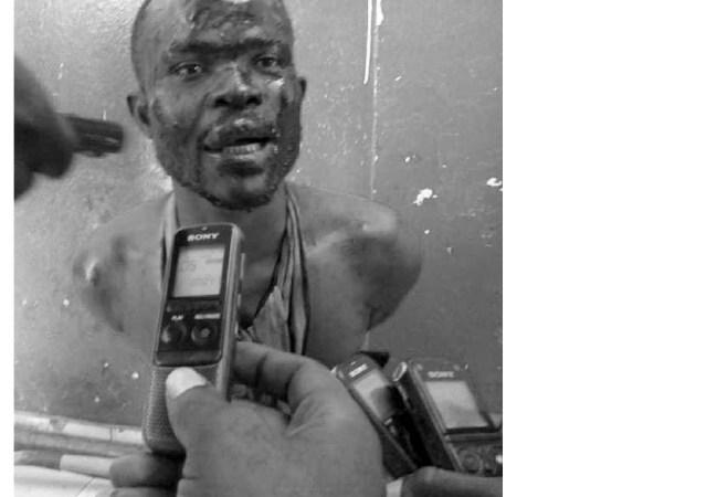 Gonaïves : 3 commerçants blessés à l'arme blanche, le présumé agresseur arrêté