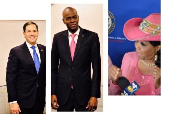 Entre Républicain et démocrate, la guerre se poursuit sur la situation d'Haïti