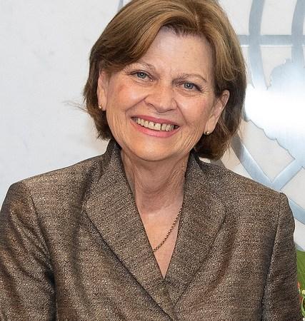 Helen Meagher La Lime, cheffe du BINUH