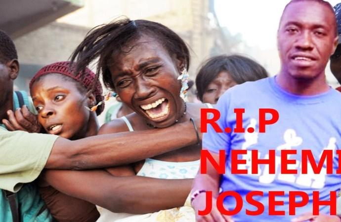 Mirebalais: une marche pour exiger Justice et réparation en faveur Nehemie Jospeh