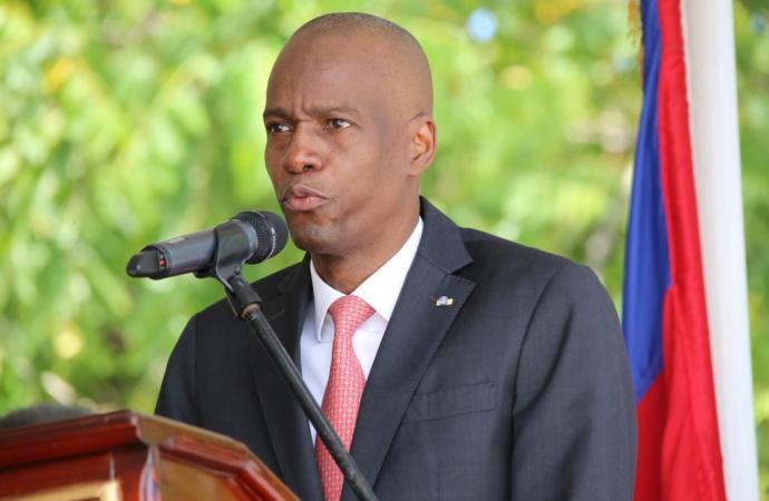 «Si je démissionne, le chaos s'installera dans le pays», dixit Jovenel Moïse