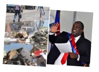 Port-au-Prince s'écroule sous les fatras, Youri Chevry boude une invitation du MICT