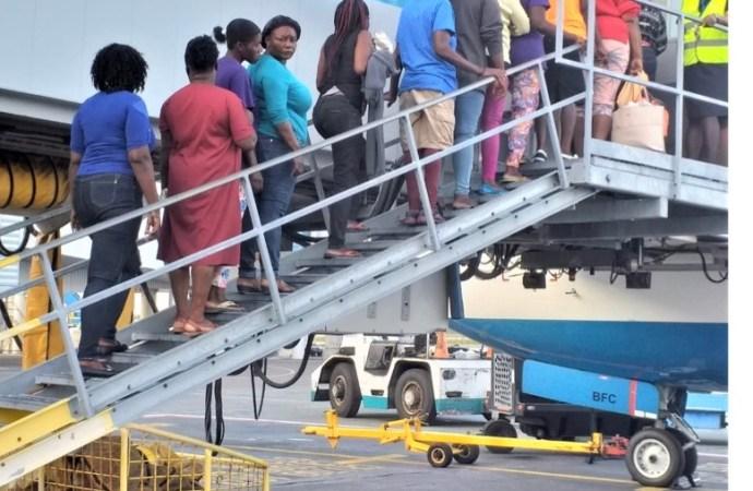 L'ONU appelle à une suspension du rapatriement des migrants haïtiens des Bahamas