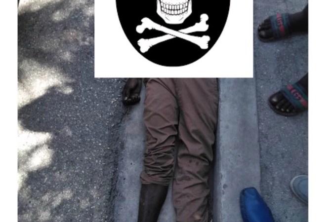 Aux Gonaïves, des hommes armés sèment la terreur, un adolescent tué