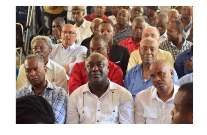 L'opposition doit attendre les élections pour parvenir au pouvoir, exhorte Eddy Labossière