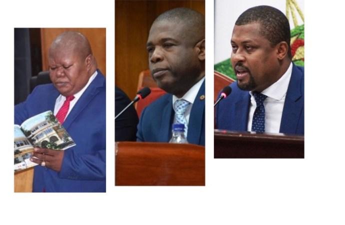 Les trois pouvoirs de l'Etat s'entretiennent ce jeudi