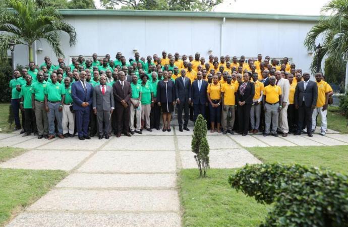 Présidence: lancement d'un programme de financement de coopératives agricoles