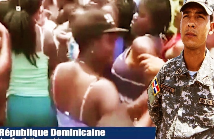 Pedernales: un haïtien blessé par balles par un soldat dominicain
