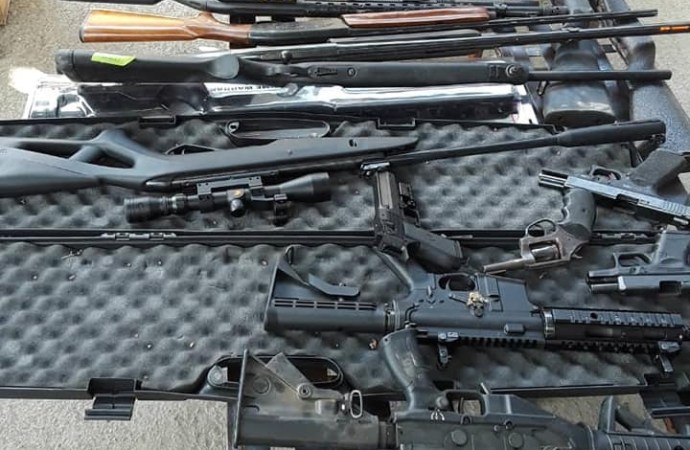 Trafic d'armes: Arby Frantz Larco répond aux questions des enquêteurs de la DCPJ