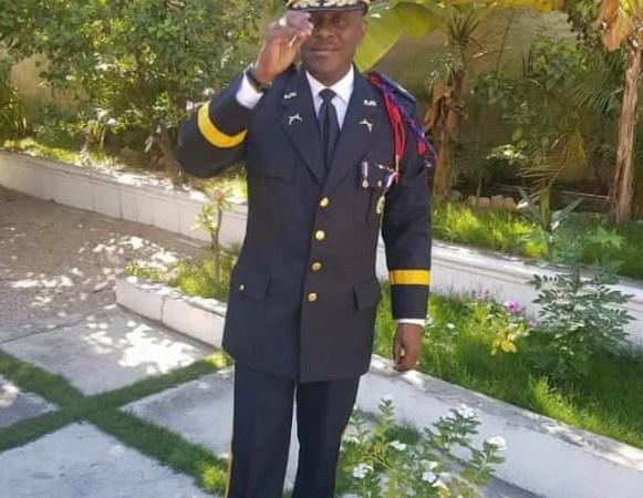 L'inspecteur de police Michael Lucius tué par balles