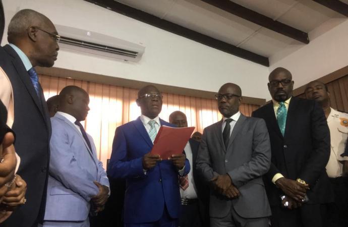Claudy Gassant promet de mener une lutte sans merci contre la corruption