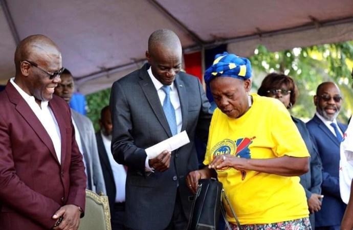 «ONAFANM, un pas vers la démocratisation du crédit en Haïti», selon Jovenel Moïse