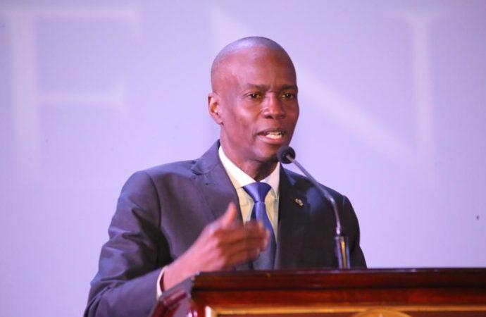 Lutte contre la corruption : Jovenel Moïse entend digitaliser l'administration publique