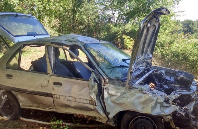 Deux morts dans un accident de la circulation à Zoranje