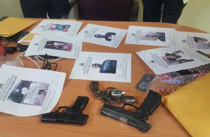 Arrestations, matériels saisis, la PNH dresse le bilan des ses opérations
