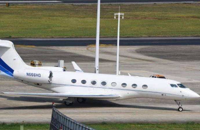 Aéroport Toussaint Louverture: l'avion chinois a quitté le sol haïtien