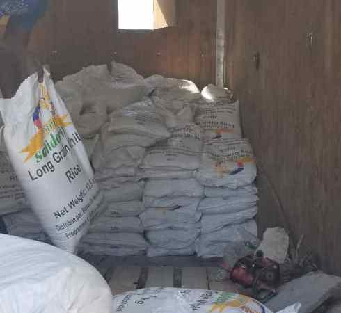 Mirebalais-Détournement d'un camion de riz du FAES: 4 personnes interpellées