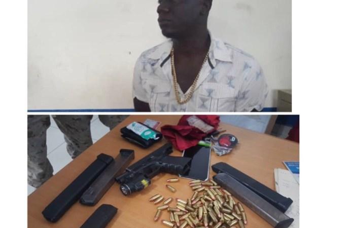 Croix-des-Bouquets: Un présumé kidnappeur arrêté par la police