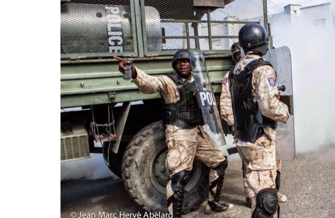 Haïti-Insécurité: Opération policière à Village de Dieu