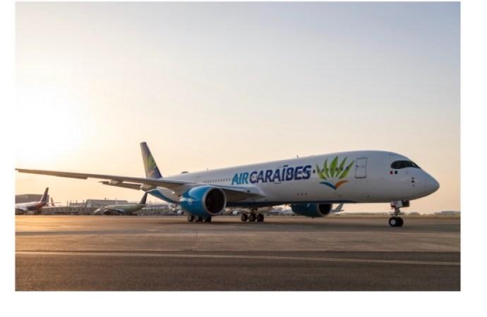 Air Caraïbes: suspension des vols sur Haïti jusqu'au 16 juin