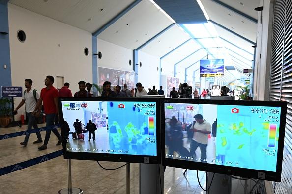 Coronavirus: Installation d'un scanner de température au Palais présidentiel dominicain