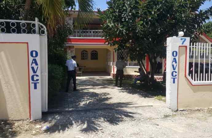 Relocalisation du bureau de l'OAVCT à Jacmel