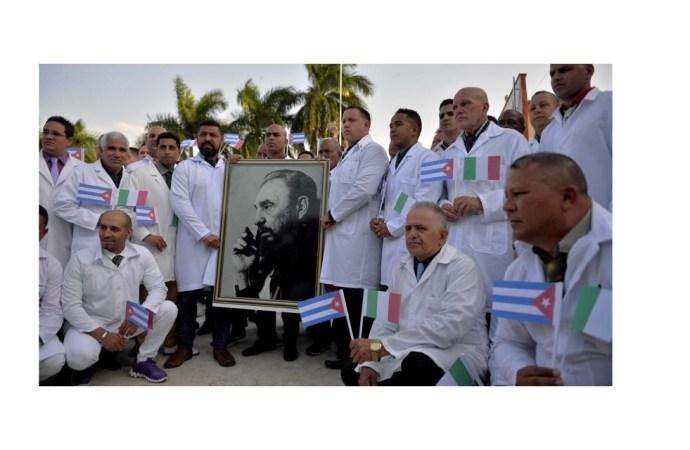 Coronavirus: des médecins cubains au chevet du peuple français