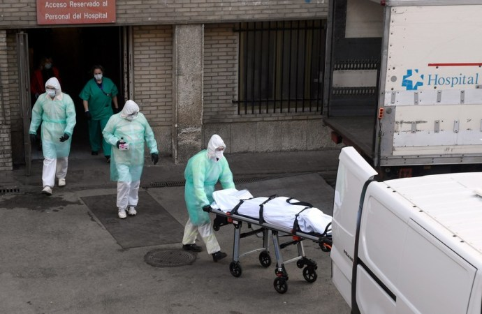 République Dominicaine: COVID-19 progresse, 10 décès, 488 personnes infectées