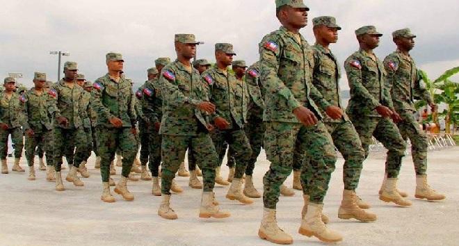 Haïti-Coronavirus : 4 soldats des FAD'H contaminés par le CoronaviruS