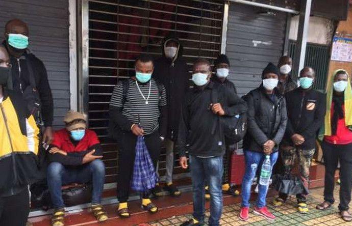Coronavirus: 3 personnes  testées positives ont fui l'hôpital Sainte-Thérèse